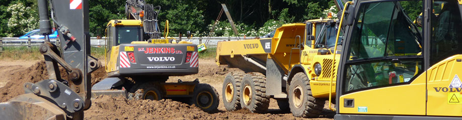 Contracting and Groundworks Devon