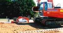 contracting, groundwork and earthmoving devon